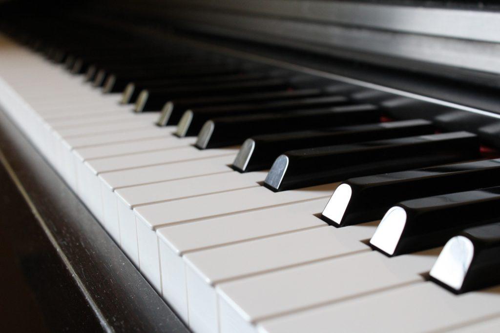 Simona Novak moji hobiji klavir