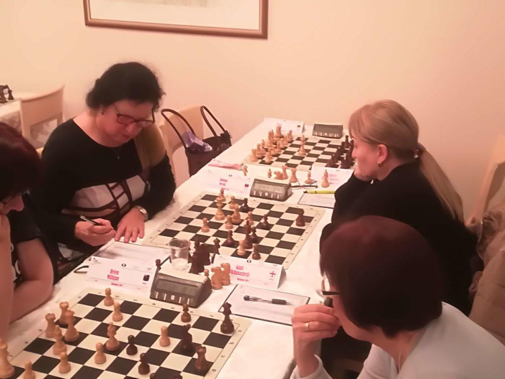 Šahovsko prvenstvo 2018 Bled